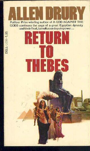 9780440172963: Return to Thebes