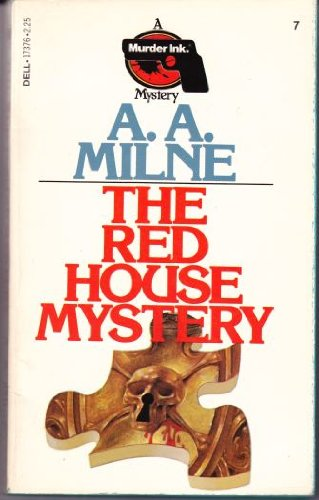Red House Mystery: Milne, A.A.