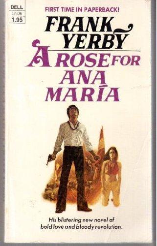 9780440175063: A Rose for Ana Maria