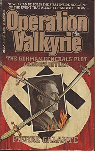 9780440175445: Operation Valkyrie