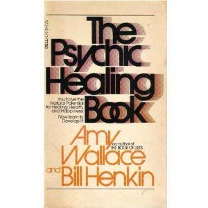 9780440176763: The Psychic Healing Book