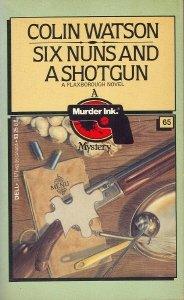 9780440178712: Six Nuns and a Shotgun (A Murder Ink Mystery #65, A Flaxborough Novel)