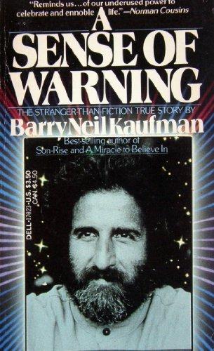 9780440179238: A Sense of Warning