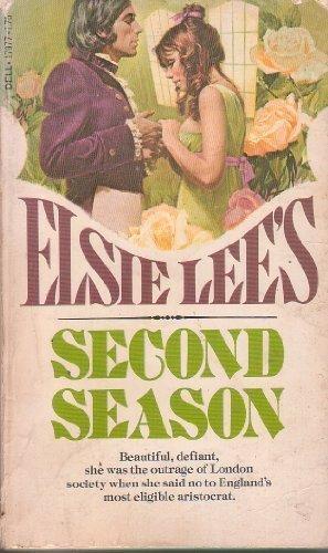 Second Season: Elsie Lee