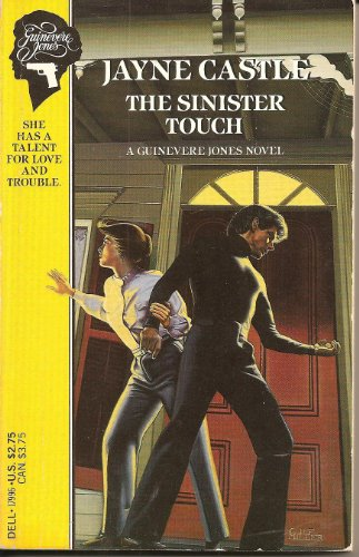 The Sinister Touch: a Guinevere Jones Novel: Jayne Castle