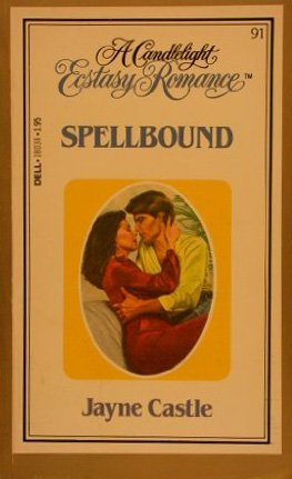 9780440180340: Spellbound (Candlelight Ecstasy Romance)