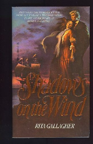 Shadows on the Wind (Dell Book) Shadows on the Wind (Dell Book), Rita Gallagher, New, 9780440180425