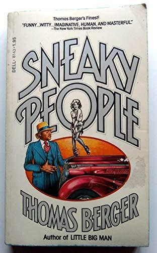 9780440181439: Sneaky People