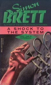 A Shock to the System (044018200X) by Simon Brett