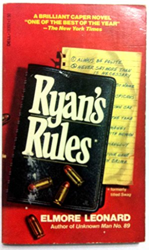 9780440183938: Ryan's Rule