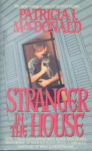 9780440184584: Stranger in the House
