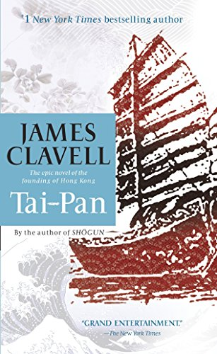 9780440184621: Tai-Pan: The Epic Novel of the Founding of Hong Kong