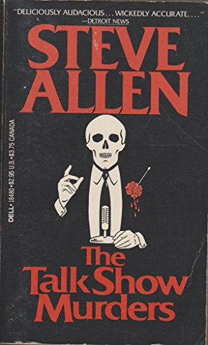 The Talk Show Murders (0440184800) by Steve Allen