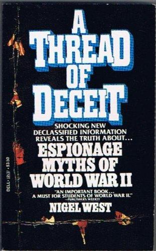 9780440185376: Thread of Deceit: Espionage Myths of World War II