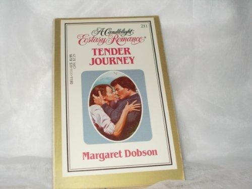 Tender Journey (Candlelight Ecstasy Romance, No 211): Dobson, Margaret