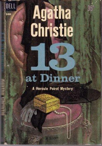 9780440187424: Thirteen at Dinner