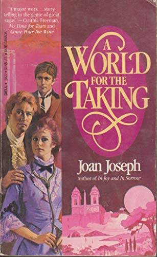 A WORLD FOR THE TAKING: JOSEPH, JOAN