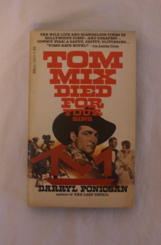 9780440188438: Tom Mix Died For Your Sins