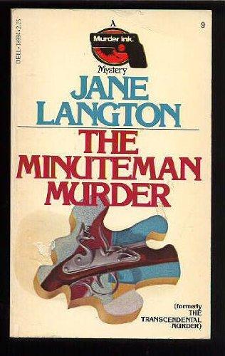9780440189947: The Minuteman Murder (Homer Kelly)