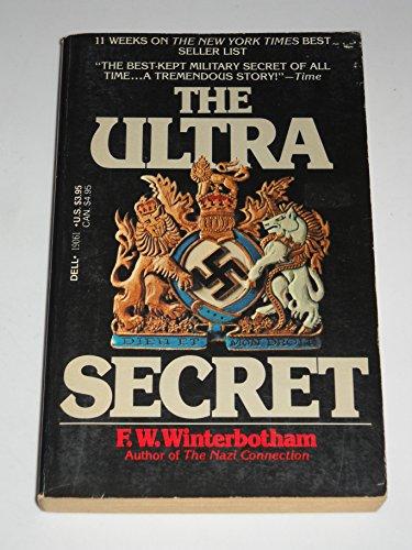 9780440190615: The Ultra Secret