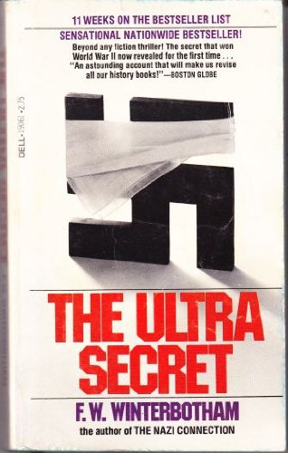9780440190615: The Ultra Secret