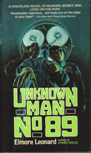 9780440191353: Unknown Man No. 89