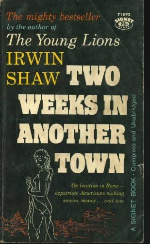 Two Weeks in Another Town: Shaw, Irwin