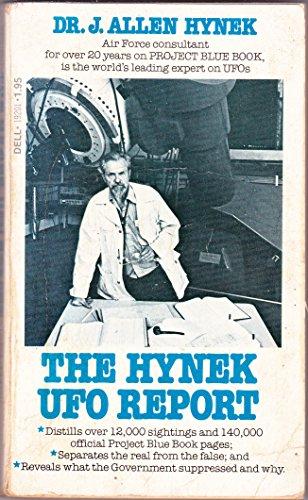 9780440192015: The Hynek UFO Report