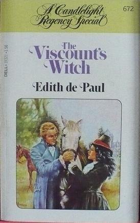 9780440193210: The Viscount's Witch