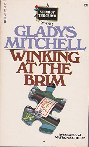 Winking at the Brim (9780440193265) by Gladys Mitchell