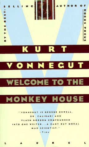 Welcome to the Monkey House: Kurt Vonnegut