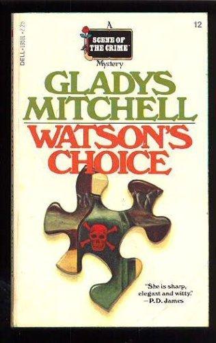 Watson's Choice: Mitchell, Gladys