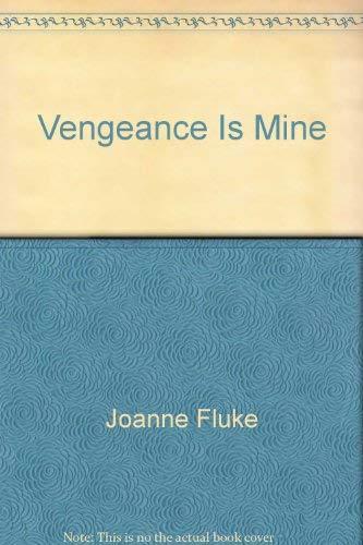 9780440195689: Vengeance is mine