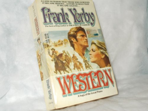 9780440196044: Western: A Saga of the Great Plains