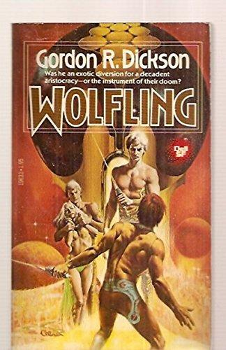 9780440196334: Wolfling