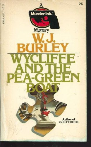 9780440197171: Wycliffe and the Pea Green Boat