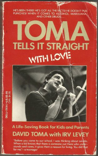 9780440200345: Toma Tells It Straight With Love