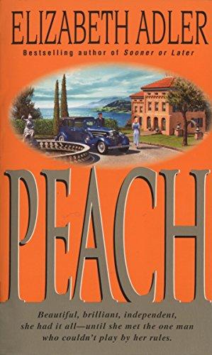 9780440201113: Peach: A Novel