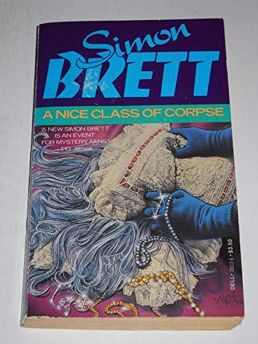 A Nice Class of Corpse (A Mrs. Pargeter Mystery): Simon Brett