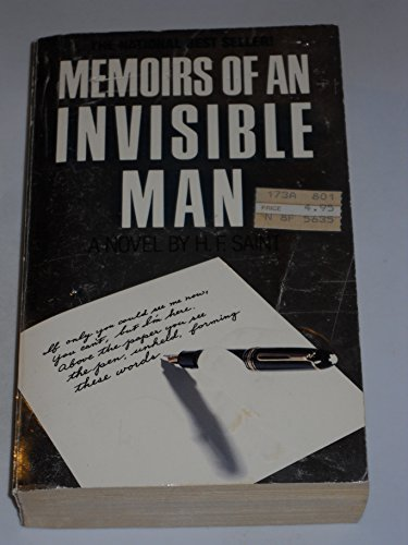 9780440201229: Memoirs of an Invisible Man
