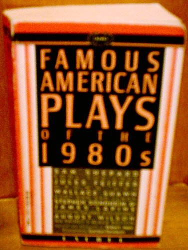 Famous American Plays of the '80s: Robert Marx