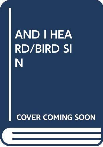9780440201526: And I Heard a Bird Sing
