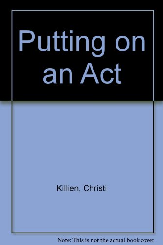 9780440201861: Putting on an Act