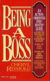 Being a Boss: Cheryl Reimold