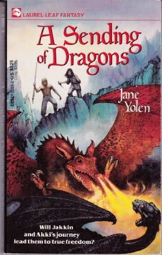 9780440203094: A Sending of Dragons (Pit Dragon Chronicles)