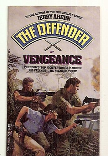 Vengeance (Defender, No. 7): Ahern, Jerry
