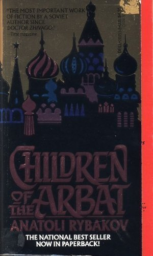 9780440203537: Children of the Arbat