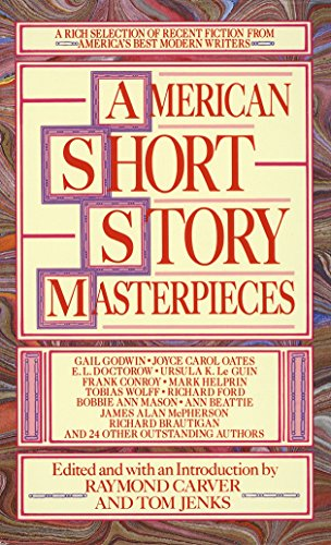 9780440204237: American Short Story Masterpieces: A Rich Selection of Recent Fiction from America's Best Modern Writers
