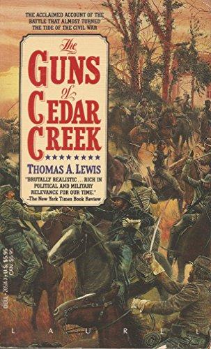 9780440205142: The Guns of Cedar Creek
