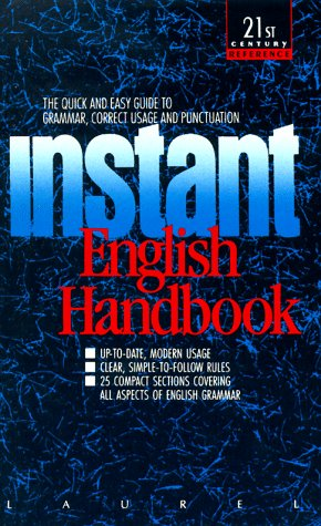 9780440205326: Instant English Handbook